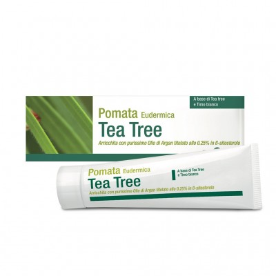 Erbavita Pomata eudermica Tea Tree - Timo bianco 50ml