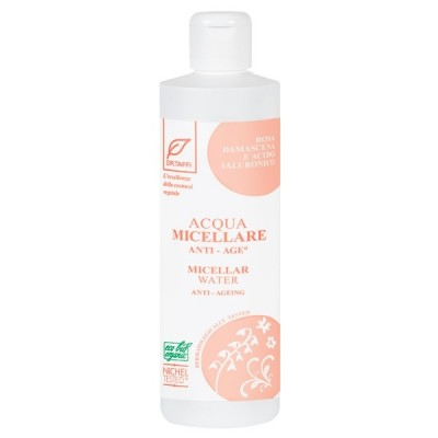Dr Taffi Acqua Micellare Anti-age Bio e Vegan 250ml