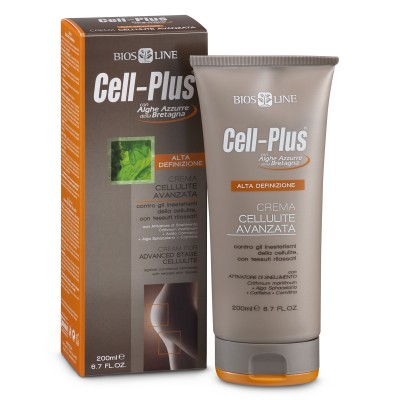 Biosline Cell-Plus - Alta Definizione Crema Cellulite Avanzata 200ml