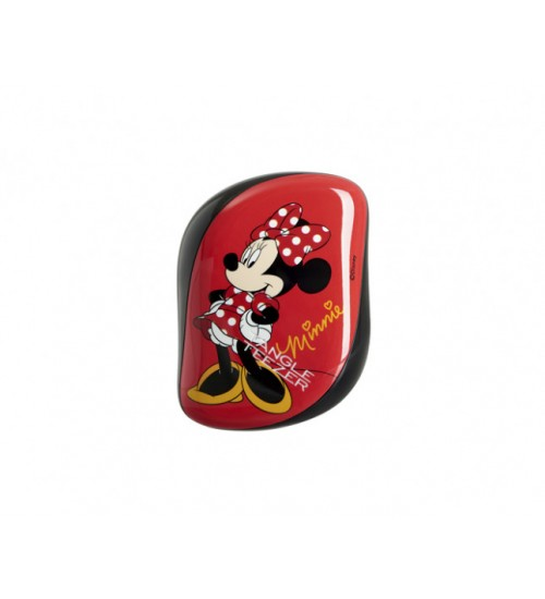 Tangle Teezer Compact Styler - Disney Minnie Mouse Red