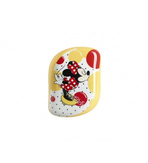 Tangle Teezer Compact Styler - Disney Minnie Mouse Yellow