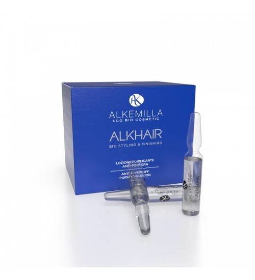 Alkemilla K-Hair Lozione Purificante Anti-forfora 120ml
