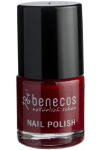Benecos Smalto unghie - Cherry Red