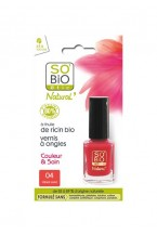 SO'BiO étic Smalto 04 Vibrant Corail