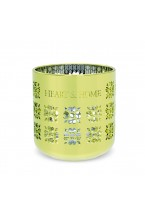 Heart & Home Porta TeaLight Verde