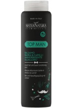 Maternatura TOP MAN Balsamo Barba e Capelli Ammorbidente all'Alloro 250ml