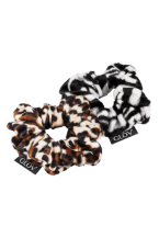Glov Scrunchies Safari Pack da 2 pz Velluto