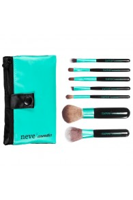 Neve Cosmetics Set Pennelli Acqua