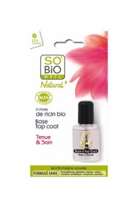 SO'BiO étic Smalto Base & Top Coat