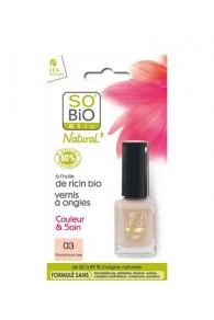 SO'BiO étic Smalto 03 Romantique Rose