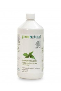 Green Natural Shampoo lavaggi frequenti - 1 Litro