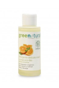 Green Natural Detergente delicato mani e corpo - 100ml