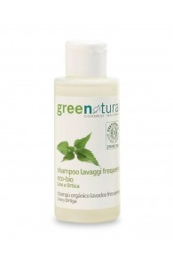 Green Natural Shampoo lavaggi frequenti - 100 ml