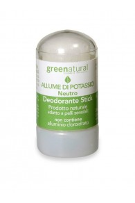 Green Natural Stick Allume di Potassio - 60g