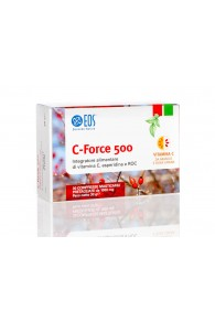 Eos C-Force 500 30cpr masticabili