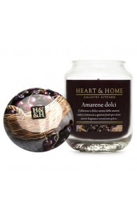 Heart & Home Amarene Dolci - Large Candle