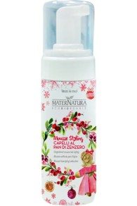 Maternatura Mousse Styling capelli al Pan di zenzero 150ml