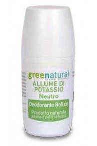 Green Natural Deodorante Roll-on Neutro - 75 ml