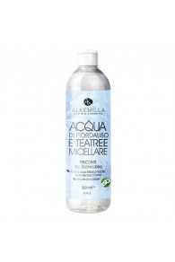 Alkemilla Acqua Micellare di Fiordaliso e Tea Tree 500 ml
