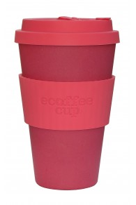 Ecoffee Cup Ecotazza in Bambù - Pink'D da 400ml