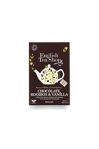 English TeaShop Chocolate Rooibos e Vaniglia