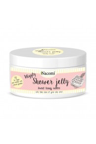 Nacomi Shower Jelly Sweet Honey Wafers 100gr
