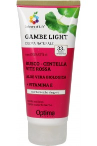Optima Naturals Colours of Life Crema Eudermica Gambe light 100ml