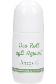 Antos Deodorante Roll-on agli Agrumi 50ml