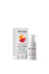 Mossa Vitamin Cocktail Contorno Occhi Energizzante 15ml