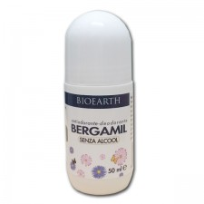 Bioearth BERGAMIL Deodorante roll on - 50 ml