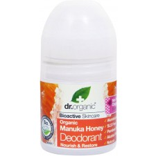 Dr Organic Manuka Honey Deodorante 50ml