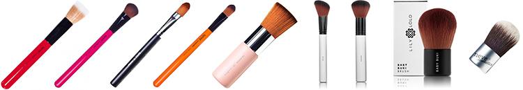 Pennelli Makeup Ecobio